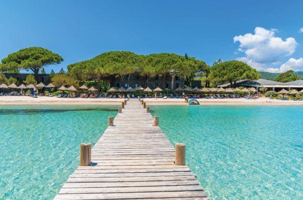 Európa 12 legkedveltebb tengerpartja - Santa Giulia Beach, Korzika