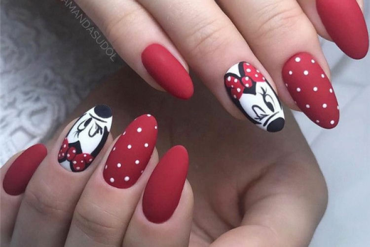 18 Adorable Year Of The Rat Nail Art Ideas You Can Wear This