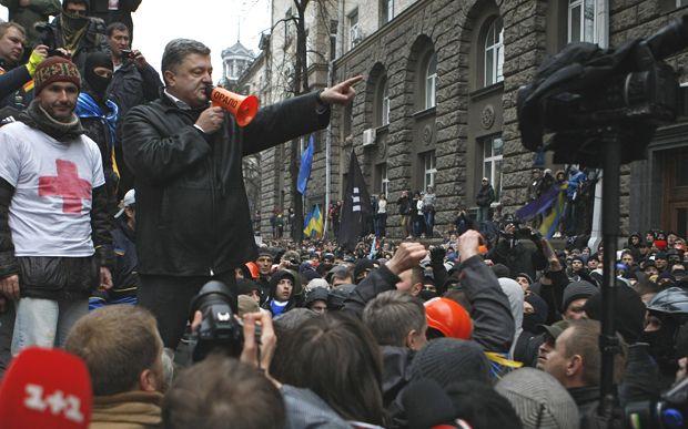 Евгений ГОЛОВАХА: «Сегодняшний Майдан показывает, что есть все предпосылки для настоящих перемен»