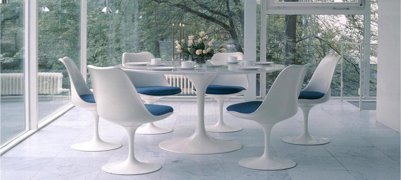 table a manger design ronde 90cm