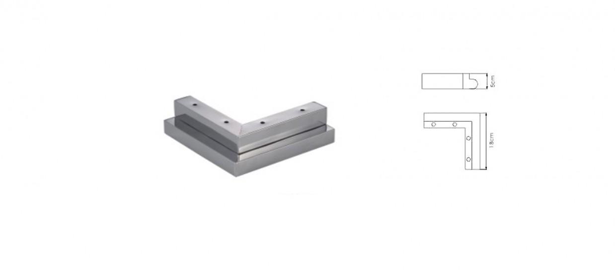 Pieds De Canape Design 5 Cm