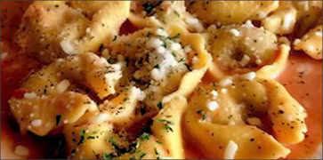 Chicken Proscuitto Tortellini