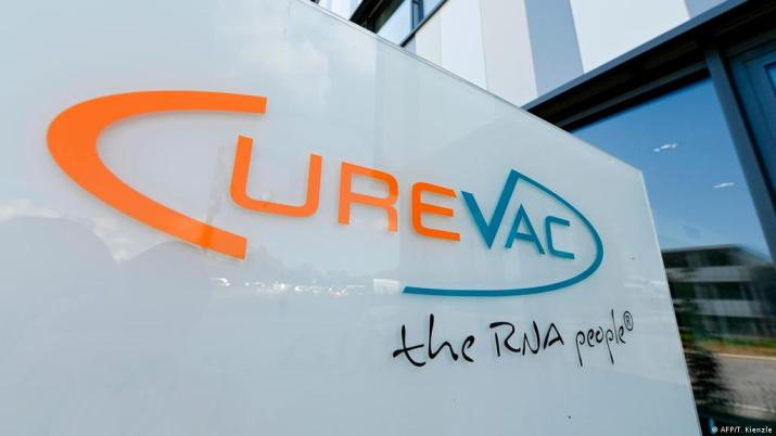 Germany′s CureVac raises $213 million in IPO boosted by pandemic | News |  DW | 14.08.2020