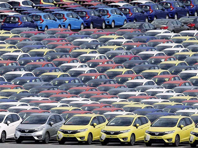 Indian vehicle industry collapsing