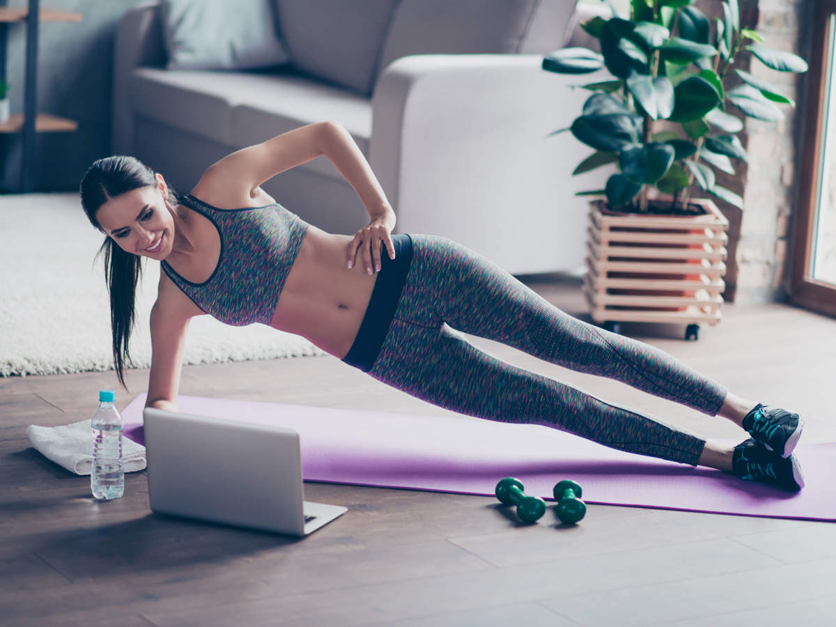 4 Ways to Actually Stick to Your Fitness Routine