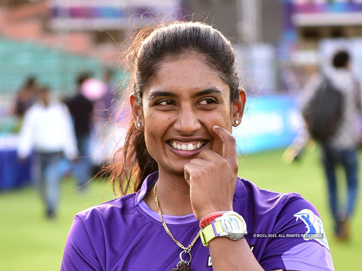 Mithali Raj Wants BCCI To Begin Women IPL