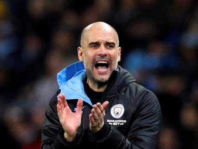 Pep Guardiola: Pep Guardiola Is Known For Being A Hapless Driver; Has  Damaged A Merc, Range Rover & Bentley - The Economic Times