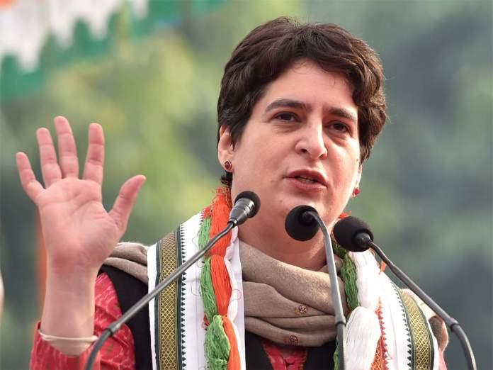 Priyanka Gandhi Vadra: BJP leader Kapil Mishra's speech shameful, govt not doing anything more shameful: Priyanka Gandhi - The Economic Times