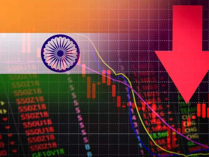 recession: india facing its worst recession in current fiscal, says crisil - the economic times