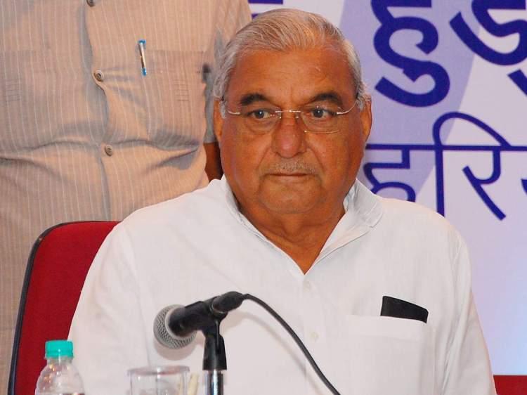 Bhupinder Singh Hooda: Industrial Plot allotment scandal: Former Haryana CM  Hooda charge-sheeted by ED - The Economic Times