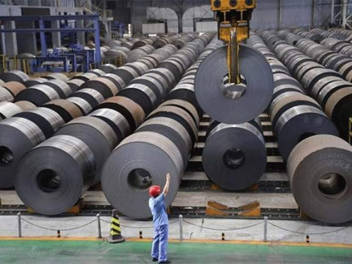 rising international prices boost steel exports from india - the economic times