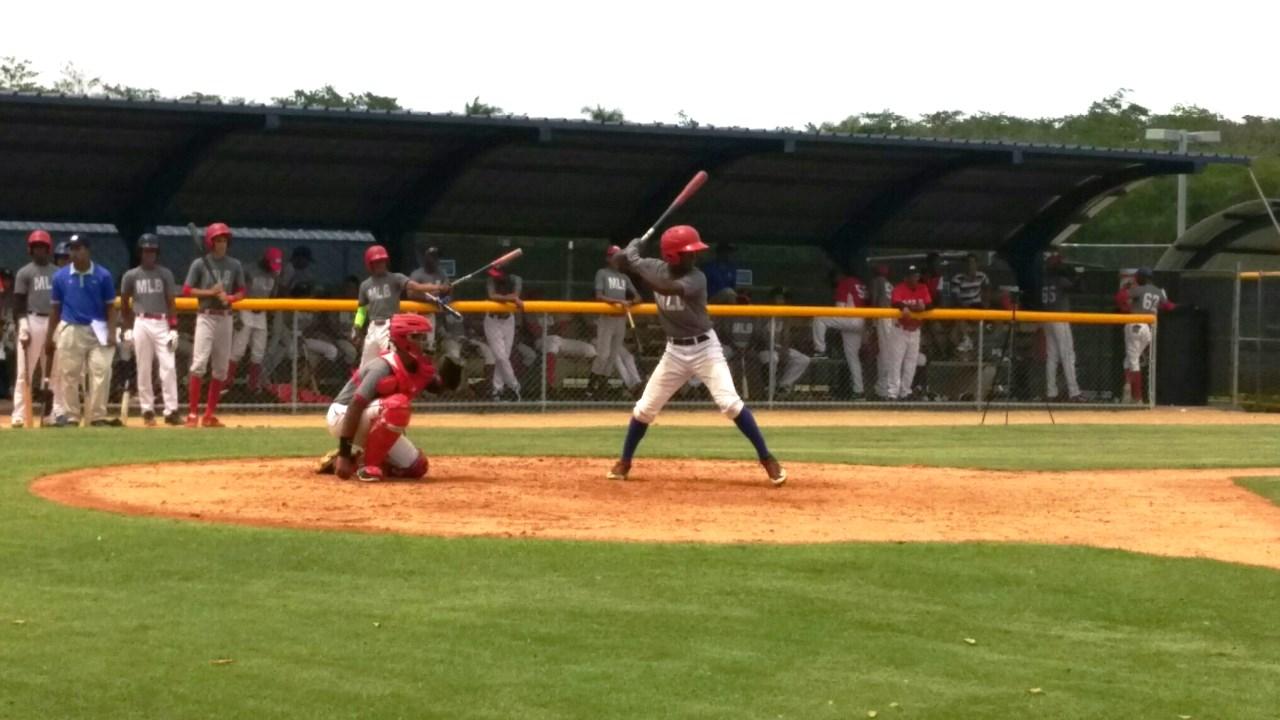 MLB va tras talento venezolano mediante <i>showcases</i>