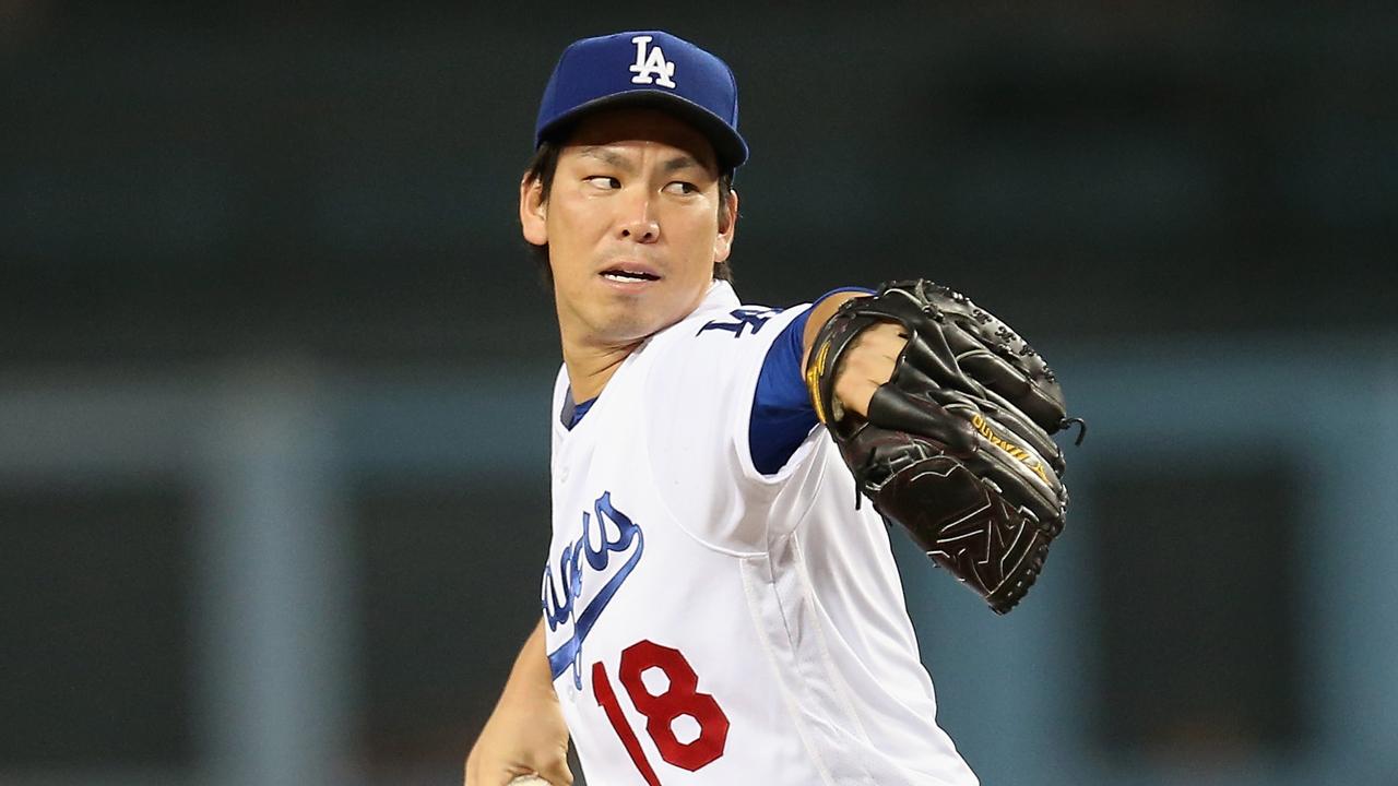 Kenta Maeda sale a apagar otra vez los bates de Cachorros