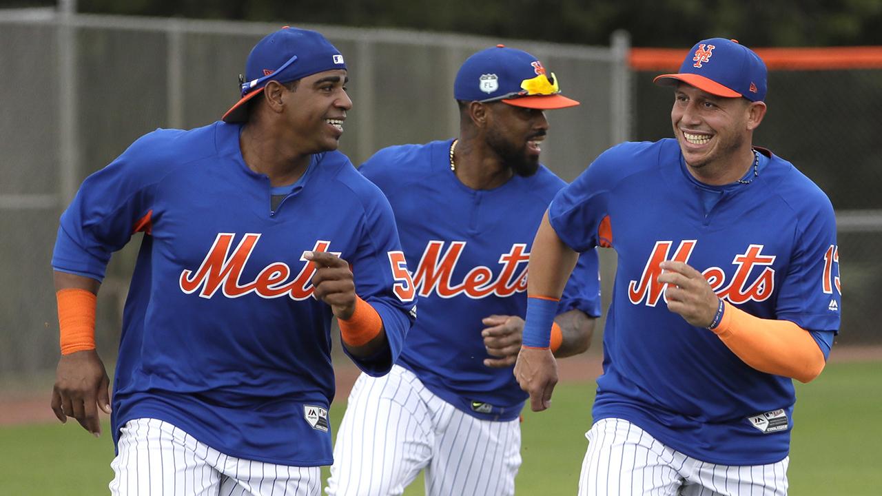 Jugadores de los Mets están felices con Yoenis Céspedes