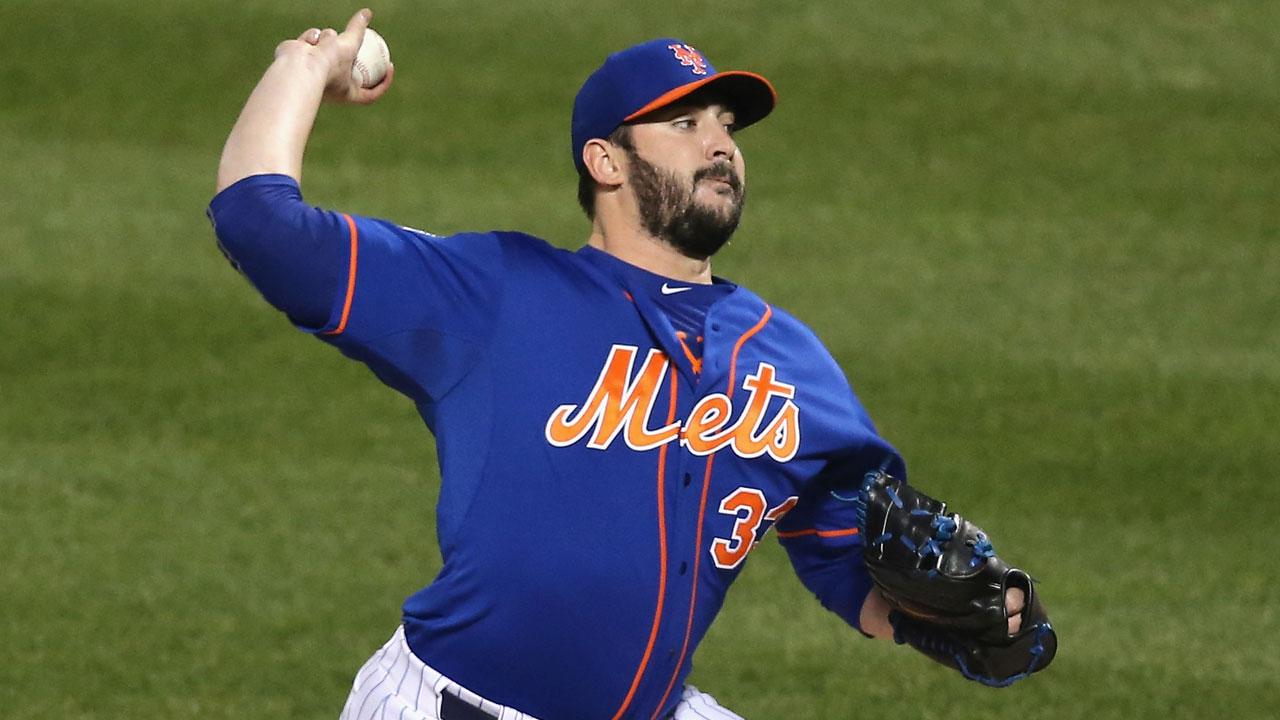 Boras: Mets acertaron con el manejo de entradas de Matt Harvey