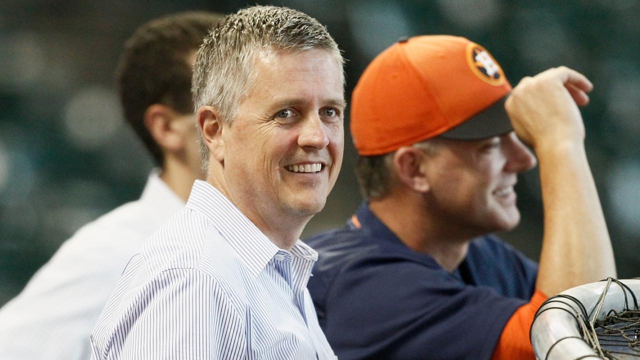 Recientes maniobras indican que ya llegó el futuro para los Astros