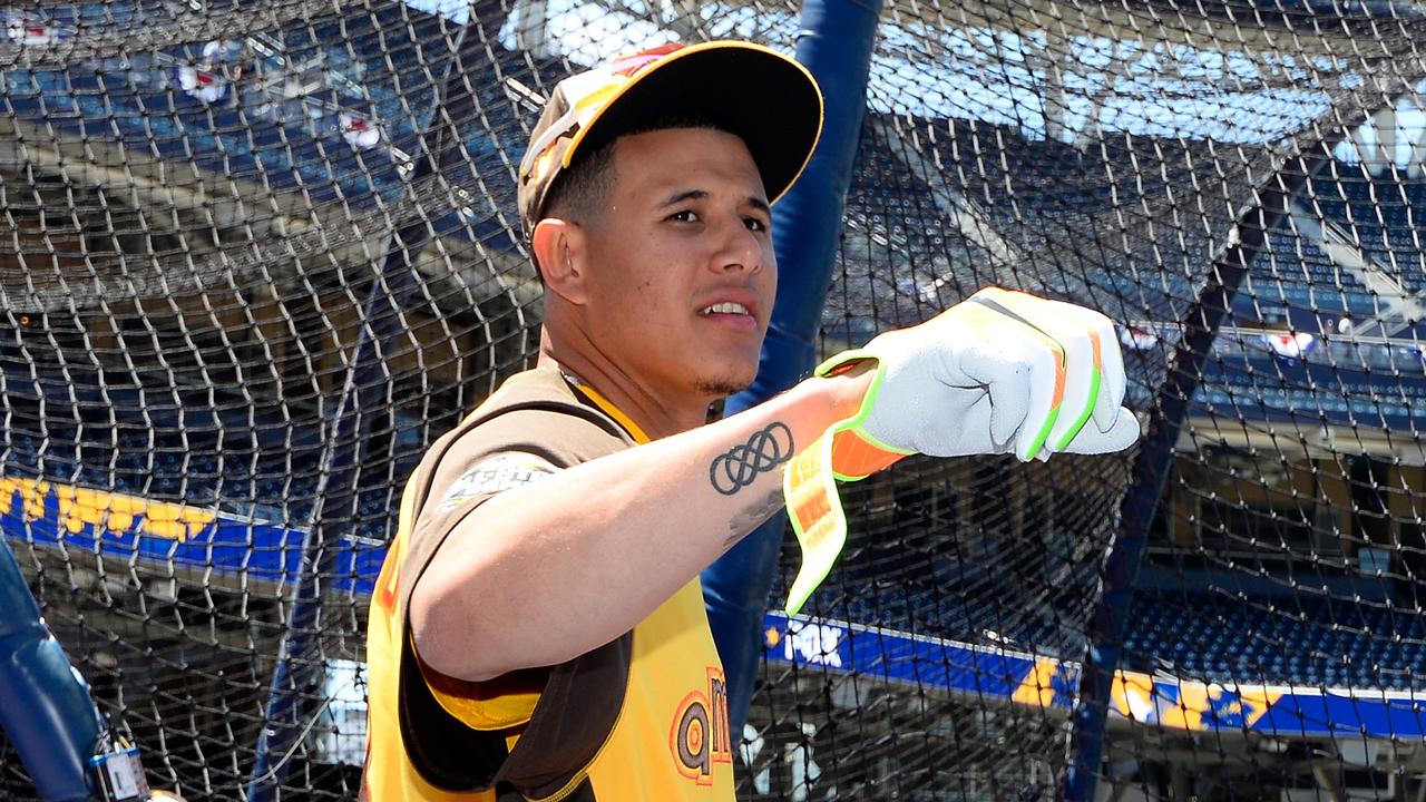 Manny Machado, estrella versátil con el bate y el guante