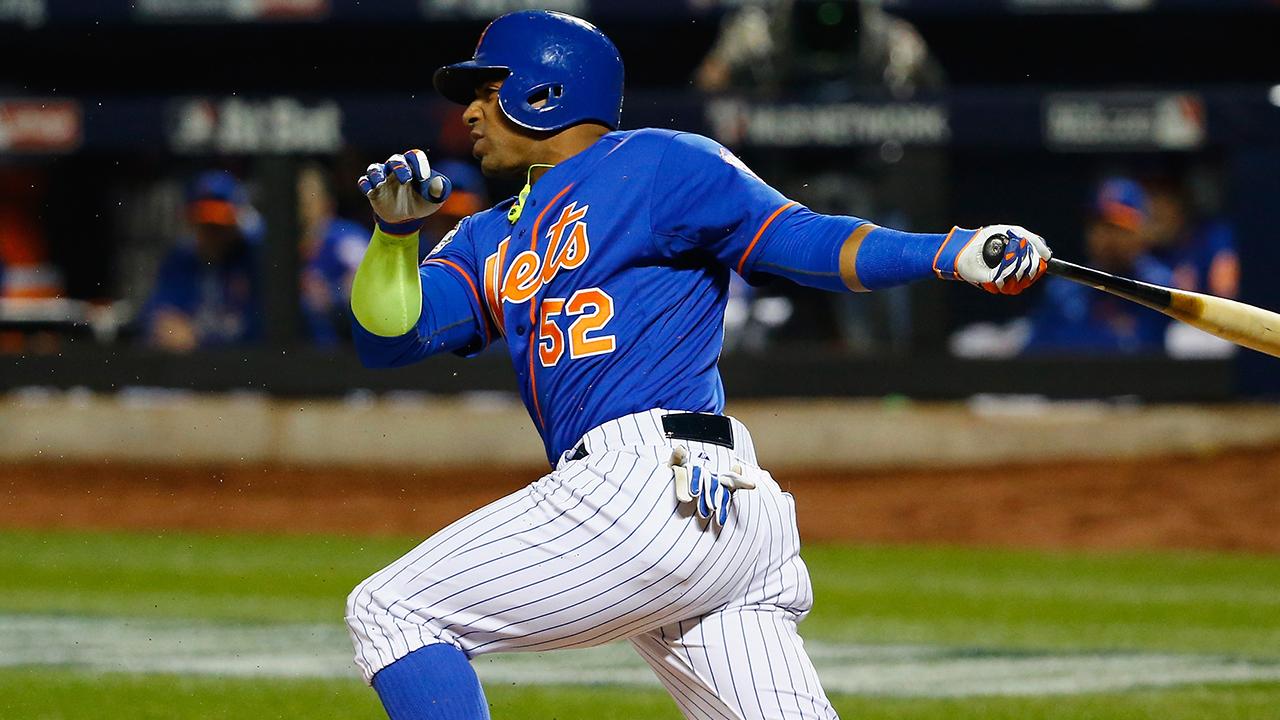 Informe: Los Mets ya no son candidatos a firmar a Yoenis Céspedes