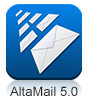Get AltaMail from the app store