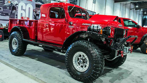 Legacy Dodge Power Wagon.