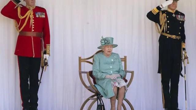 Queen Elizabeth Feiert 89 Geburtstag
