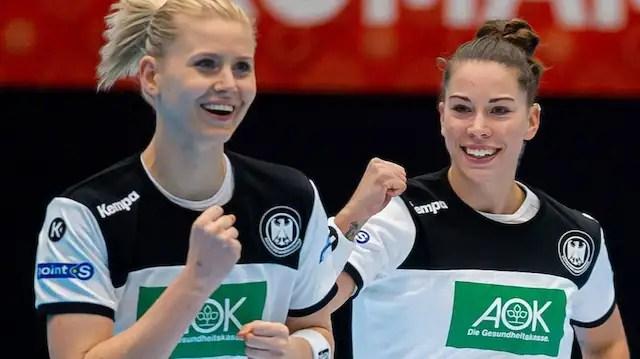 handball wm der frauen deutschland