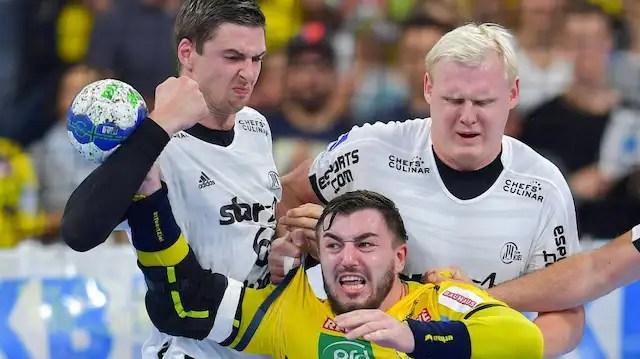 https www faz net aktuell sport mehr sport handball deutschland in olympia qualifikation gegen schweden 17239155 html