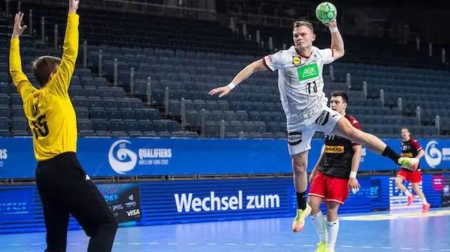 handball deutschland schlagt