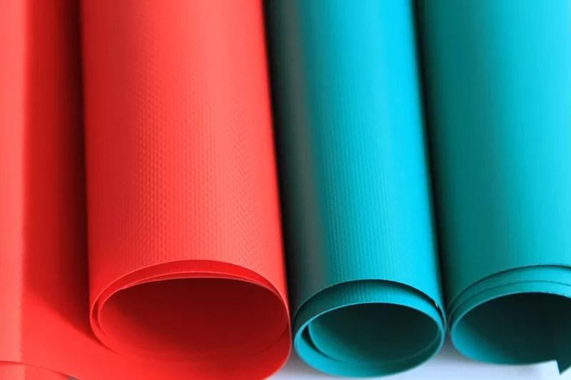 tissu resistant a la chaleur anti vieillissement de tente de la bache 750g avec l aspect