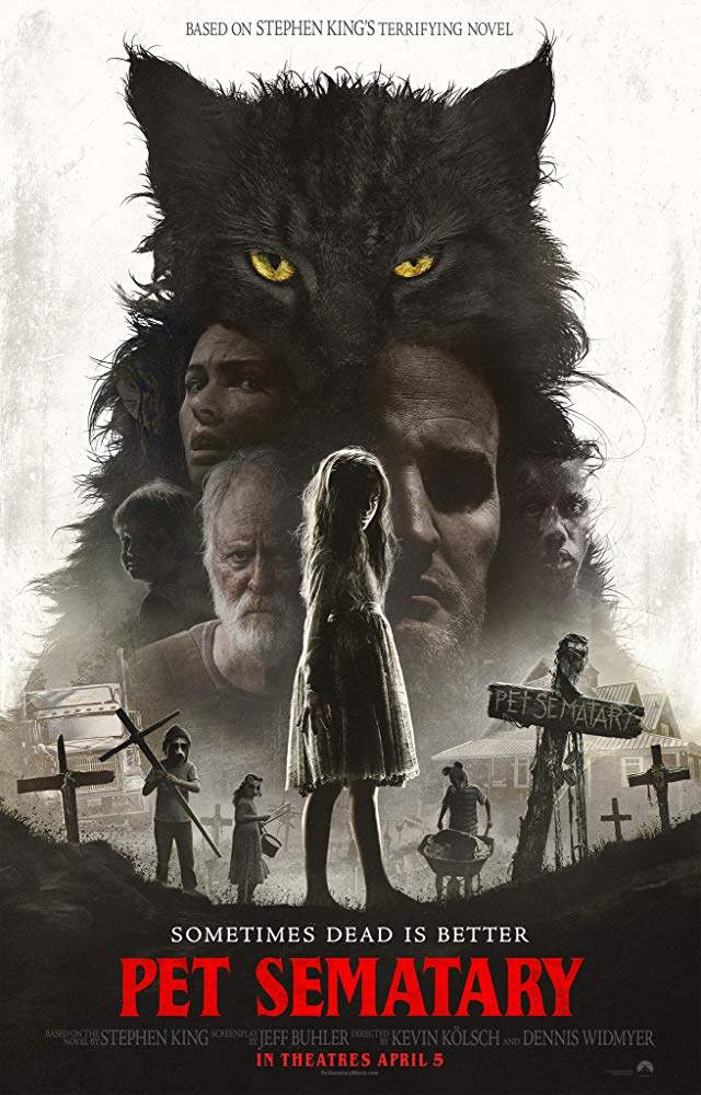 Download Pet Sematary (2019) [HC-HDRip] Mp4