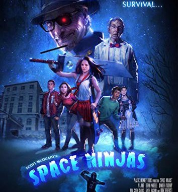 Download Space Ninjas (2019) Mp4