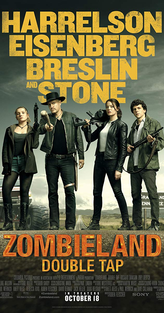Zombieland Double Tap (2019) Mp4