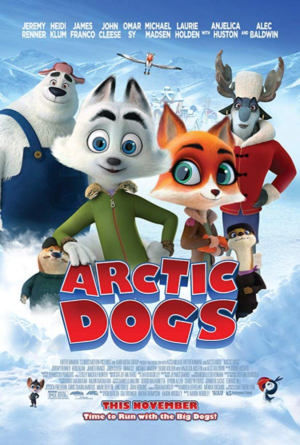 Download Arctic Dogs (2019) Mp4