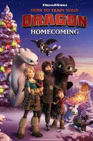 How To Train Your Dragon Homecoming (2019) [Animation] Mp4