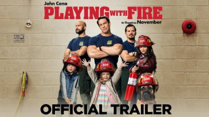Playing With Fire (2019) Mp4