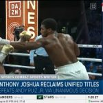 DOWNLOAD VIDEO: Anthony Joshua Vs Andy Ruiz Rematch Mp4