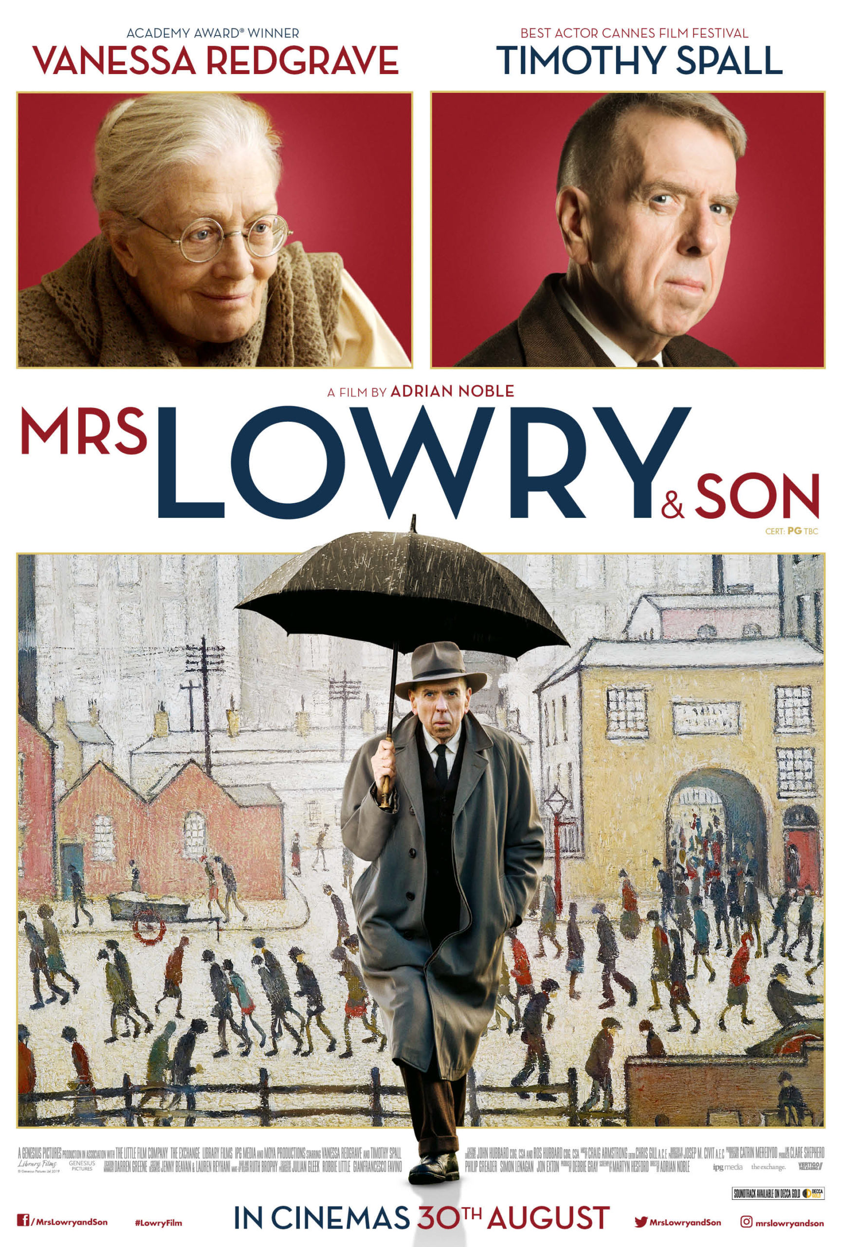 Mrs. Lowry And Son (2019) Mp4