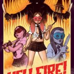 Download Hellfire! (2019) Mp4