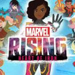 Download Marvel Rising: Heart of Iron (2019) (Animation) Mp4