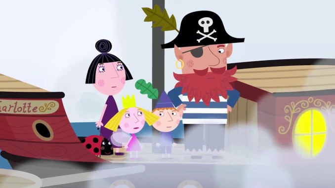Ben And Hollys Little Kingdom S02E14