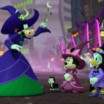 Download Mickey's Tale of Two Witches (2021) (Animation) Mp4