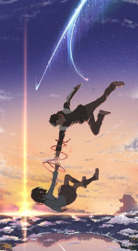 Your Name Wallpapers Top 35 Best Your Name Backgrounds Download