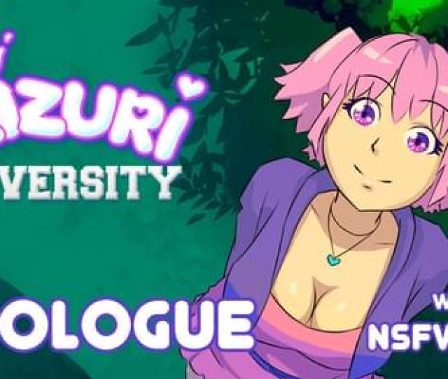 Paizuri University Prologue Nsfw 18 By Zuripai Games Zuripaigames On Game Jolt