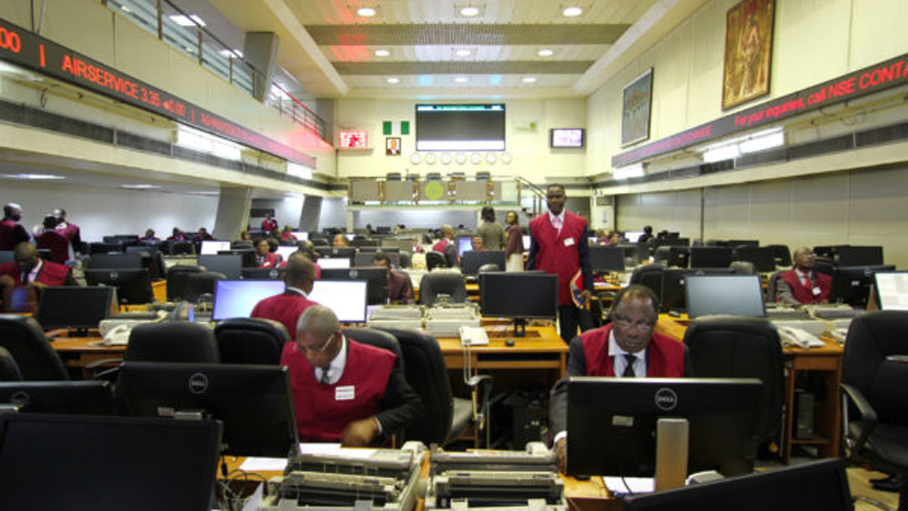 The nation's bourse opened trading for the week on Monday with a loss of N8 billion, the first decline in seven consecutive trading sessions. Speficially, the market capitalisation which opened at N13.063 trillion dipped N8 billion or 0.06 per cent to close at N13.055 trillion. Also, the All-Share Index (ASI) lost 14.28 points or 0.06 […]