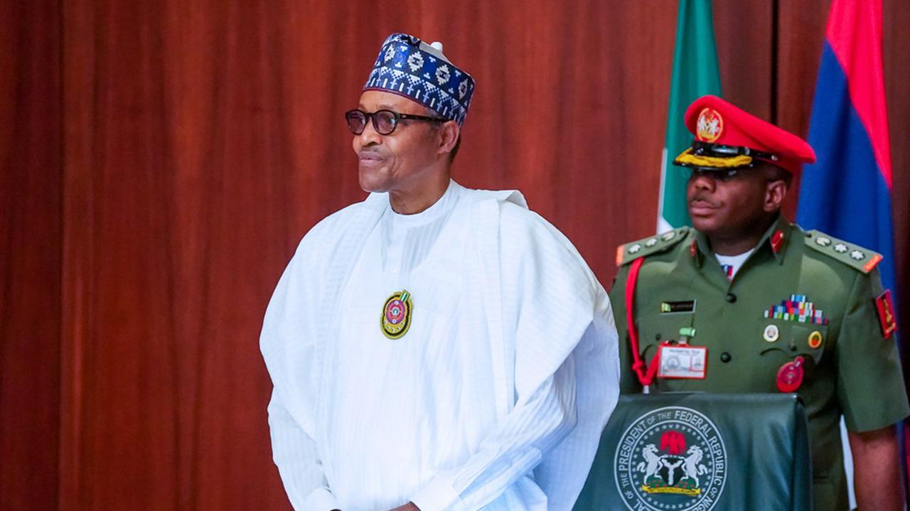 President Muhammadu Buhari Or Operation Swift Response