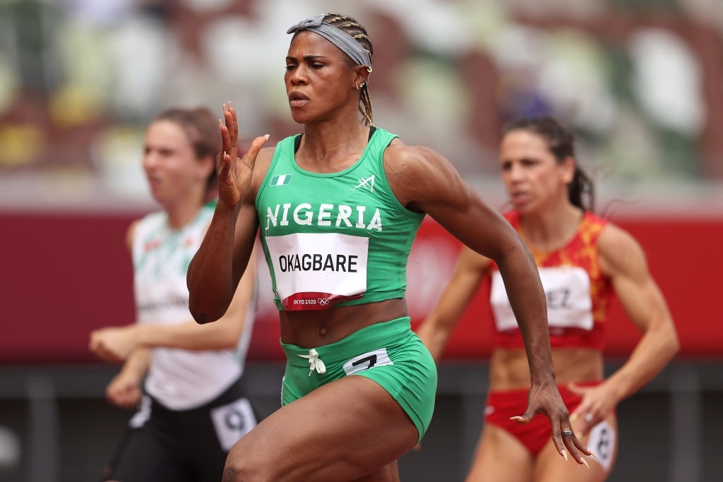 Okagbare suspended for doping rule violation, AFN expresses shock — Sport —  The Guardian Nigeria News – Nigeria and World News
