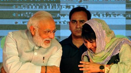 Modi should respond to Mehbooba Mufti's sentiments and take bold steps in  Kashmir - columns - Hindustan Times
