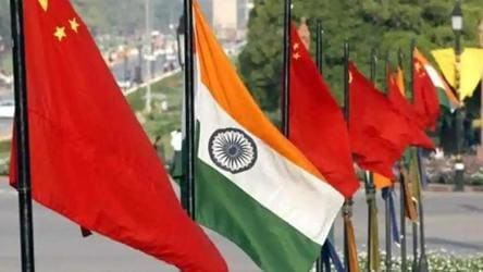 Peaceful discussions': India, China hold diplomatic parleys on LAC ...