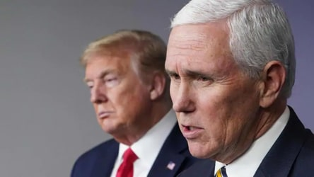 Donald Trump, increasingly isolated, lashes out at Mike Pence: Report - world news - Hindustan Times