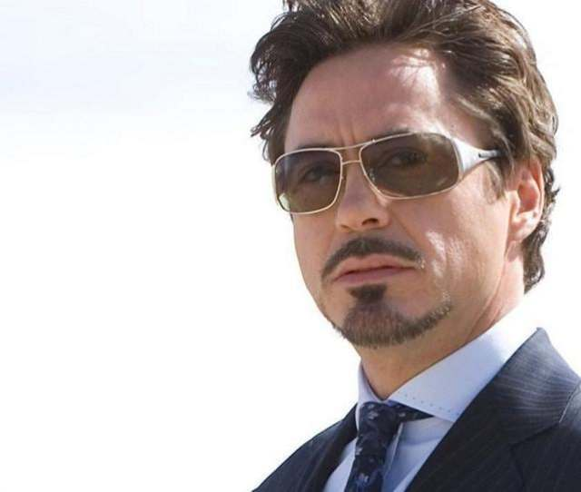 Robert Downey Jr As Tony Stark In The First Iron Man Movie